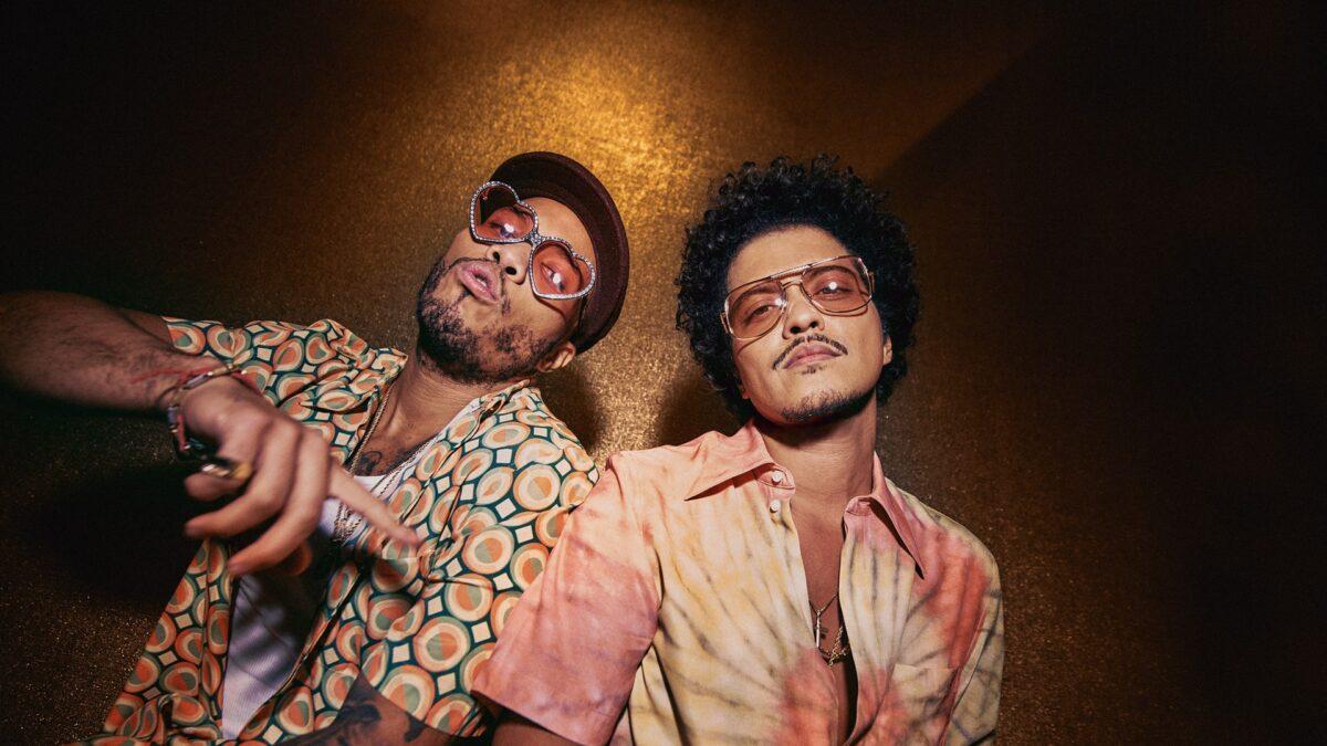 Dirilis Video Clip 'Skate' Single Kedua Bruno Mars Anderson