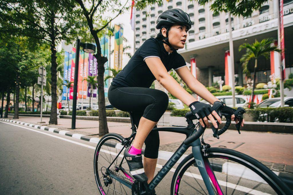 Bersepeda Dapat Menambah Tinggi Badan ??