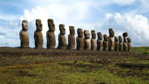 Pulau Paskah - Chili