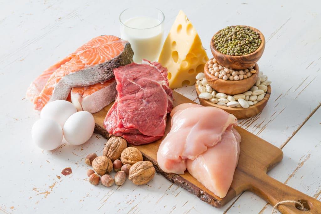 5 Jenis Makanan Tinggi Protein Untuk Kamu Coba