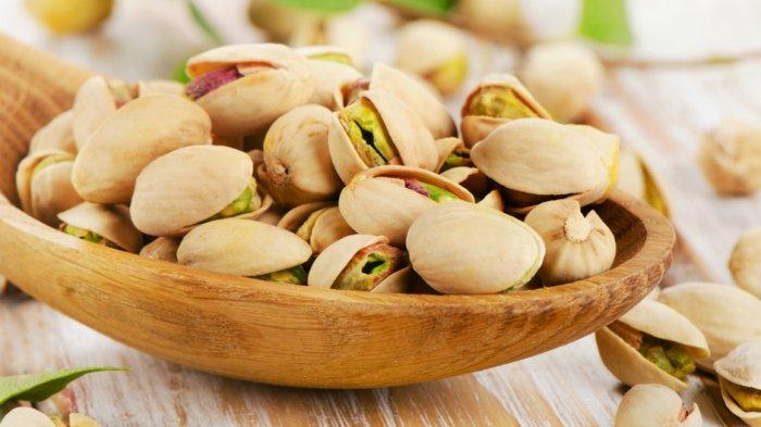 Fakta Manfaat Kacang Pistachio Tak Diketahui Semua Orang!