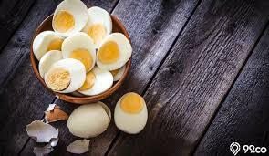 Makan Telur Rebus Ternyata Baik Untuk Kesehatan, Bisa Bikin Cerdas