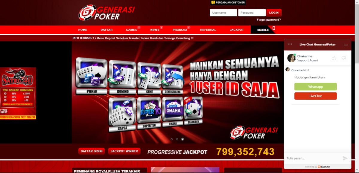 Cara Temukan situs Poker online Terpercaya