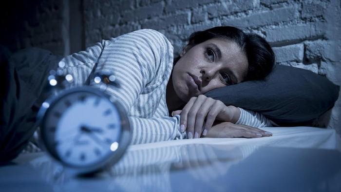 Efek kurang tidur terhadap kulit wajah