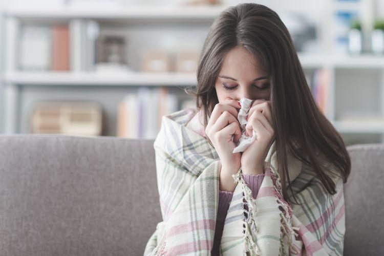 Beberapa tips agar bisa atasi hidung iritasi ketika flu dan pilek
