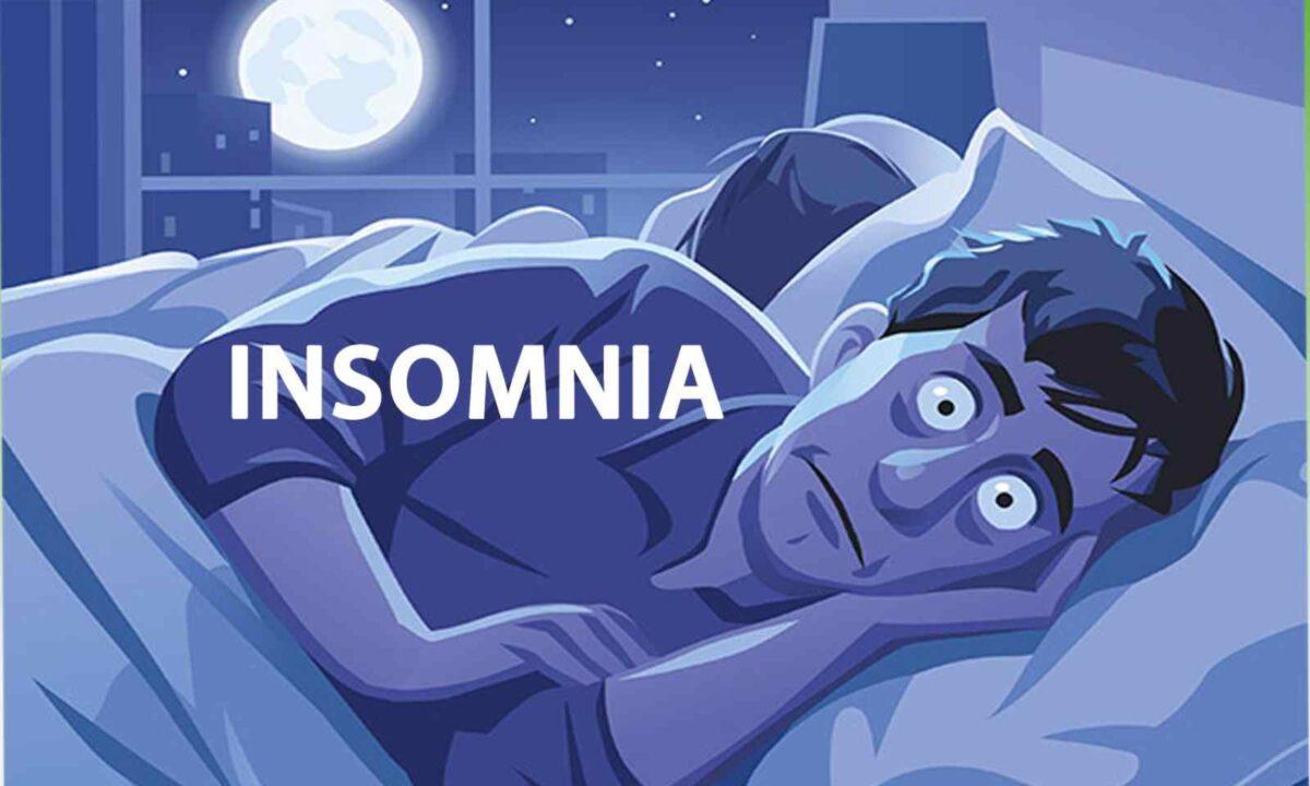 Penyebab Insomnia Yang Mebuat Anda Sulit Tidur