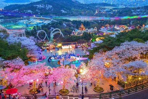3 Tempat Di Korea Selatan Paling Keren Yang Wajib Anda Kunjungi
